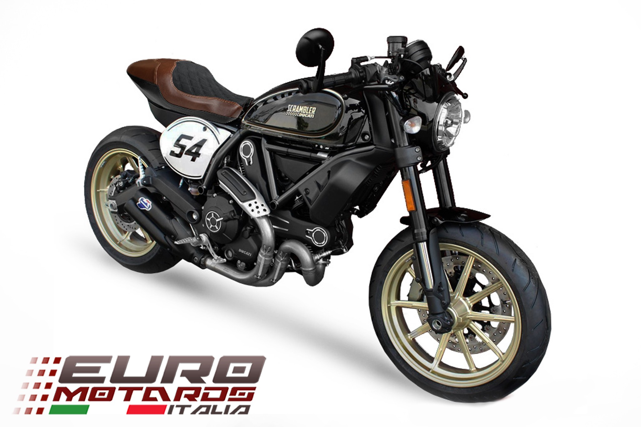 ducati scrambler cafe racer 2017 2018 luimoto diamond. Black Bedroom Furniture Sets. Home Design Ideas