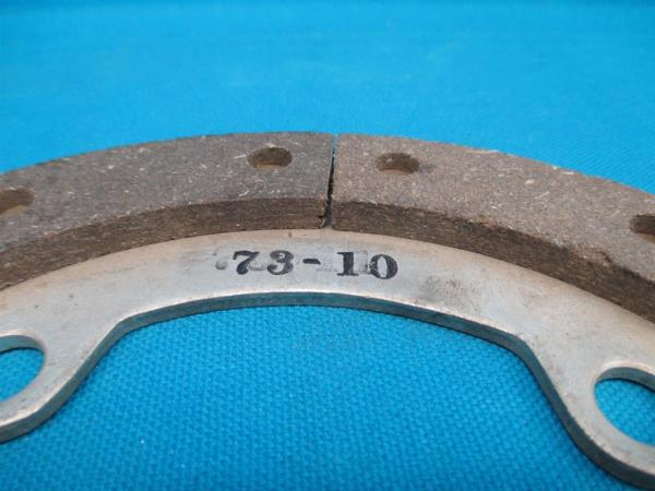 """Cleveland Brake Pressure Plate 73-10 073-01000 fits 6"""" Cessna and others listed"""
