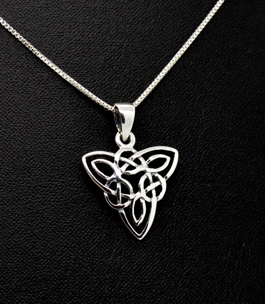 of sterling pendant silver small celtic htm p knowledge s salmon