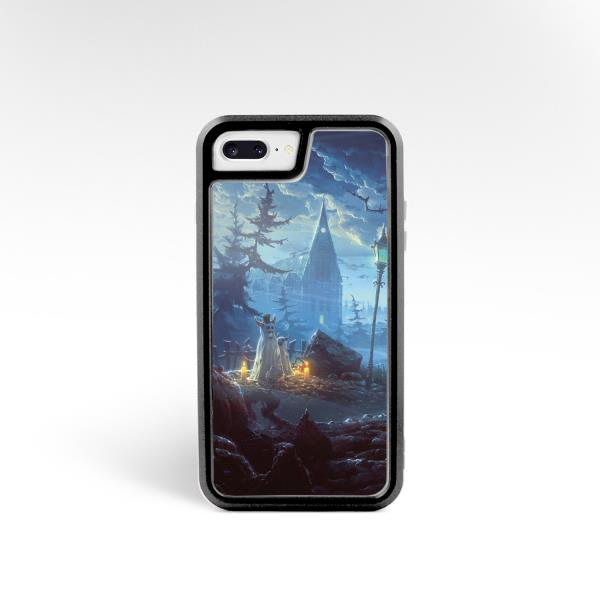 Details about Halloween Bumper Case For iPhone 8 Plus Back Cover iPhone 6s  Plus Phone 6 7 Case