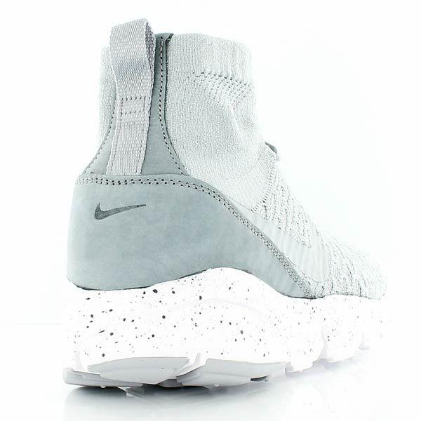 783ae20de22c09 Nike AIR FOOTSCAPE MAGISTA FLYKNIT GREY SIZE 9 10 11 I 816560-005 JORDAN  MAX AF. 100% AUTHENTIC OR MONEY BACK GUARANTEED