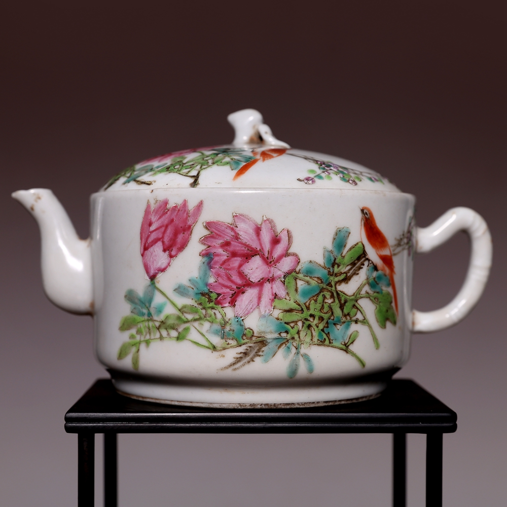 Rose Pattern China Cool Decorating Ideas