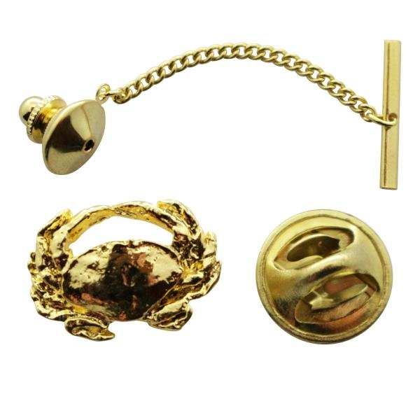 Sarahs Treats /& Treasures Rattlesnake Tie Tack ~ 24K Gold ~ Tie Tack or Pin