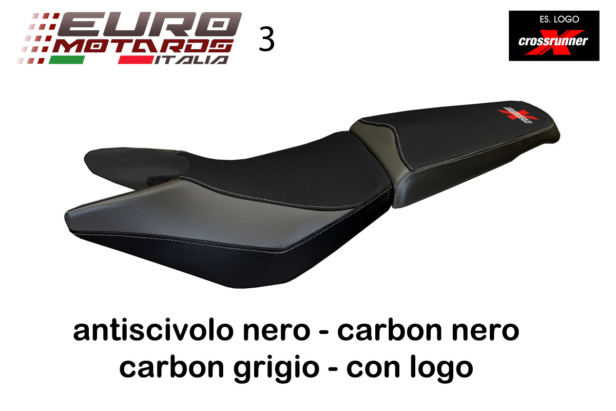 SEAT COVER FOR BMW R 1200 GS ADVENTURE by tappezzeriaitalia.it