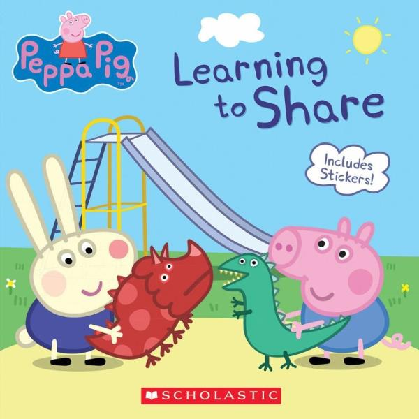 Details about Learning to Share (Peppa Pig)