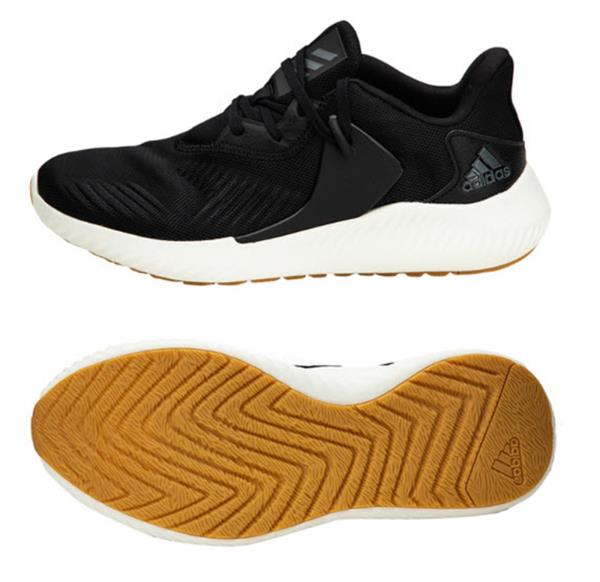 9fe684fa41ddf Details about Adidas Men Alpha-bounce RC Shoes Running Black Sneakers  Casual Boot Shoe D96524