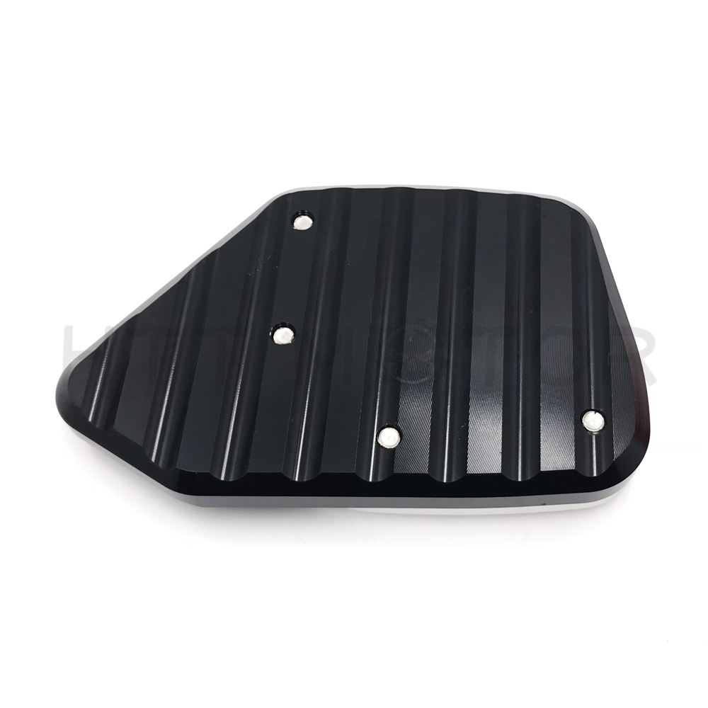 HTTMT HON-253XADV7501718 Billet Side Stand Kickstand Enlarge Extension Pad Plate Compatible with Honda X-ADV 750 2017