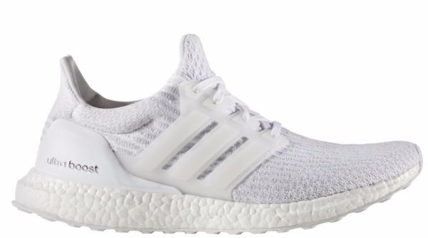 info for 1d782 2dcd6 BA8841 Mens Adidas Ultra Boost 3.0 Ultraboost Running Sneakers - White