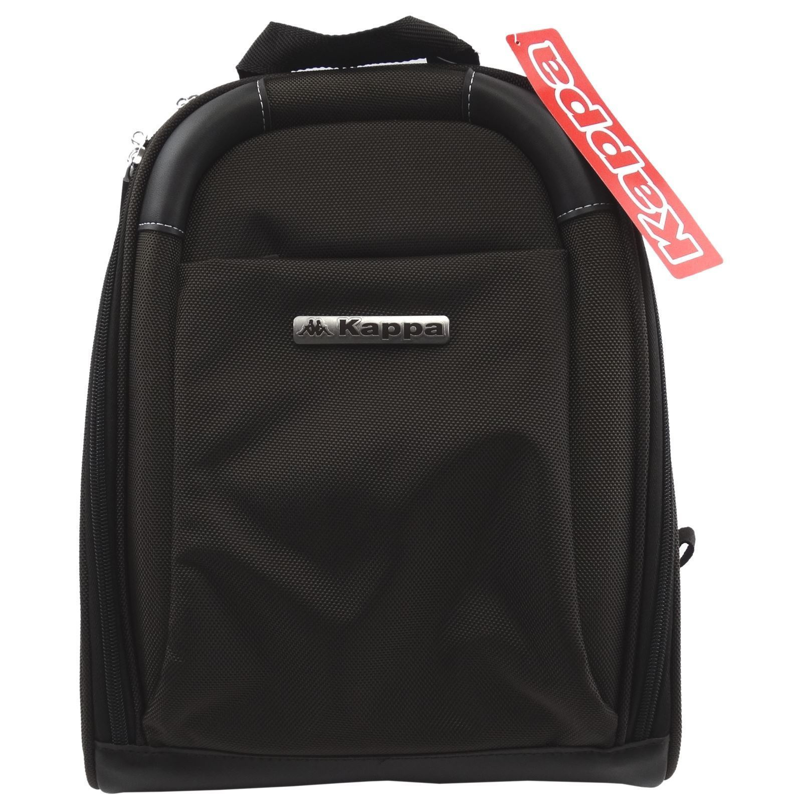 """Kappa 10/"""" Notebook Tablet Bag Case With Strap /& Zip /& Practical Pockets"""
