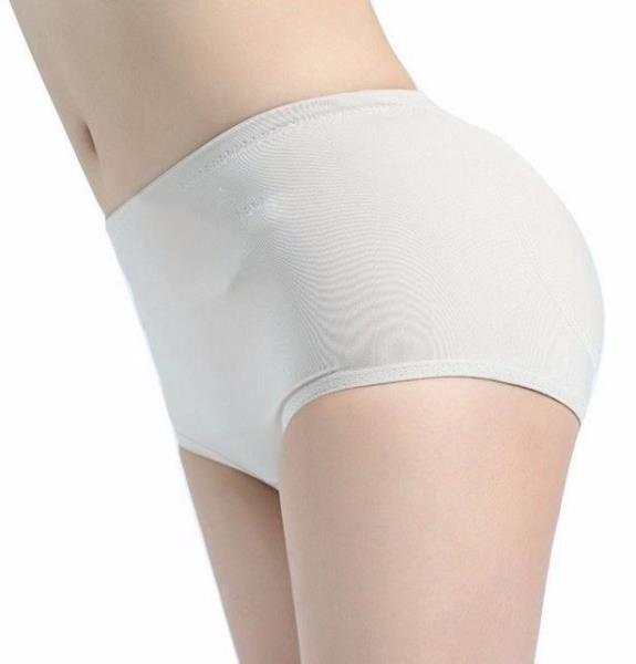 cf88d94d8 SILICONE BUTTOCKS SILICON PADDED PANTIES BUM BUTT LIFT PAD BRIEF POWER  SHAPEWEAR. Butt Lifting  Girdle  Lower tummy control  Silicone Padded