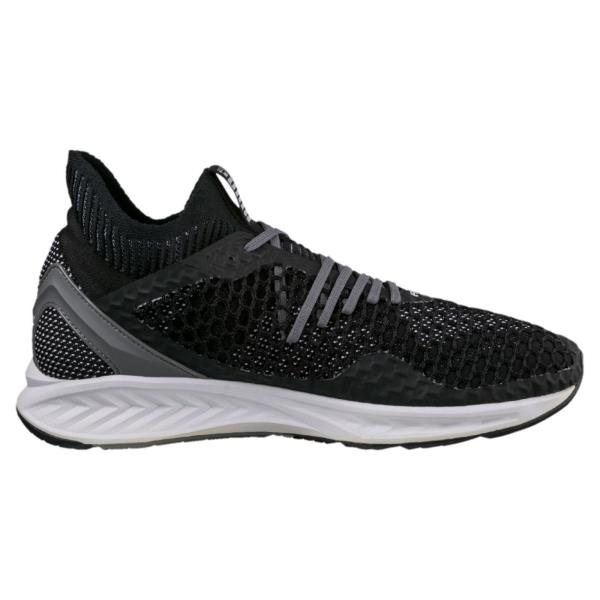 b209c88c5506 ... Ignite Netfit - Black White Running Sneaker. Style  190339-03. Color  Puma  Black-Quiet Shade-Puma White Gender  Mens
