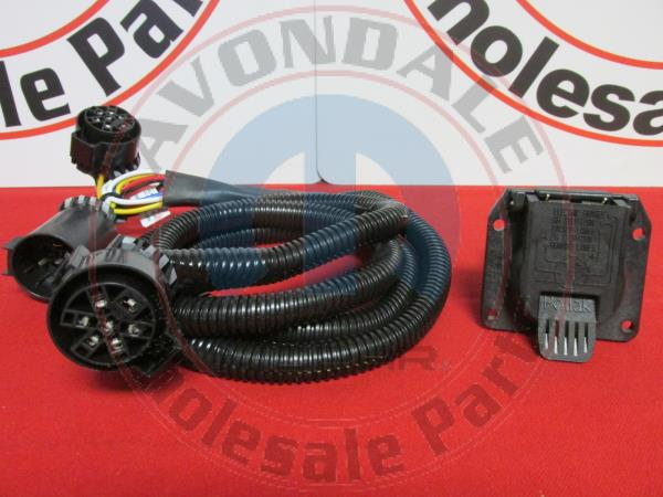 82212195ab 003_600 dodge ram 2500 3500 5th wheel gooseneck in bed wiring harness kit fifth wheel wiring harness at gsmportal.co