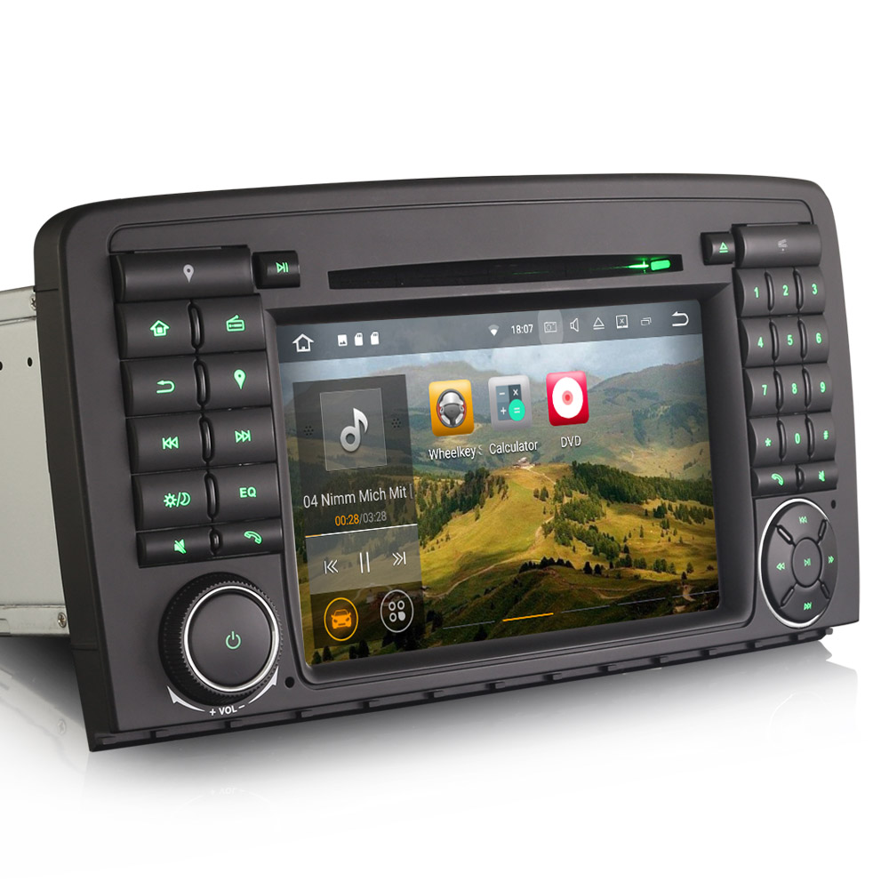 android 9 0 dvd dab radio gps sat nav wifi stereo for. Black Bedroom Furniture Sets. Home Design Ideas