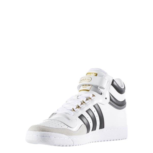 save off aabfd 5c238 ... Adidas Originals Concord II Mid Sneaker - White Patent Leather. Style  BB8778 Color Ftwwht,Cblack,Goldmt Gender Mens