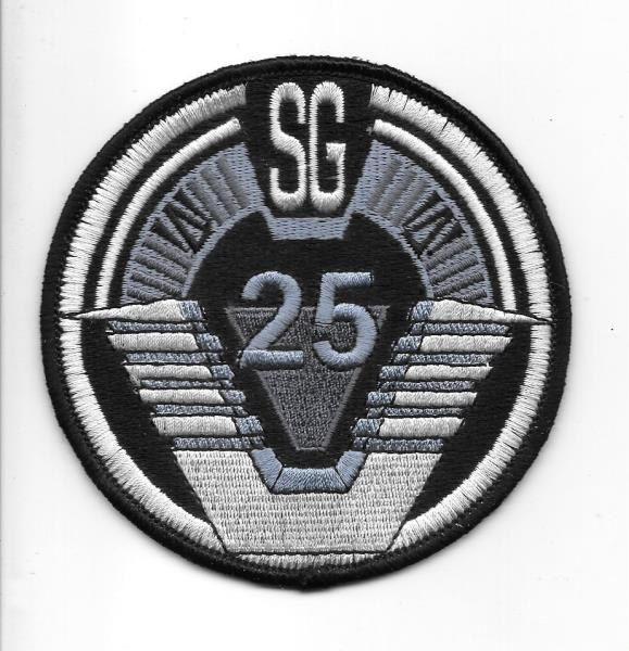 Details about Stargate SG-1 TV Series Group 25 Army Combat Unit Logo  Embroidered Patch UNUSED