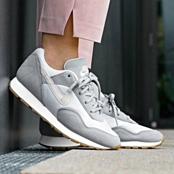 5b4b156713659 Details about Nike Outburst Sneakers Wolf Grey Size 6 7 8 9 Womens Shoes New