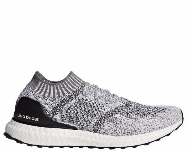 quality design b870b 7d514 Details about CG4095 Mens Adidas Ultra Boost Uncaged Ultraboost Sneaker -  Black White Grey