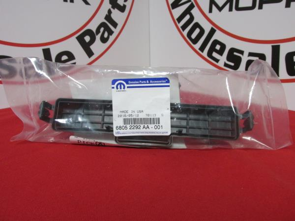 Dodge Chrysler Jeep Replacement Cabin Air Filter Access