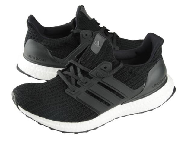 11609ddc5 Adidas Women ULTRA Boost Shoes Running Black Casual Sneakers Boot ...