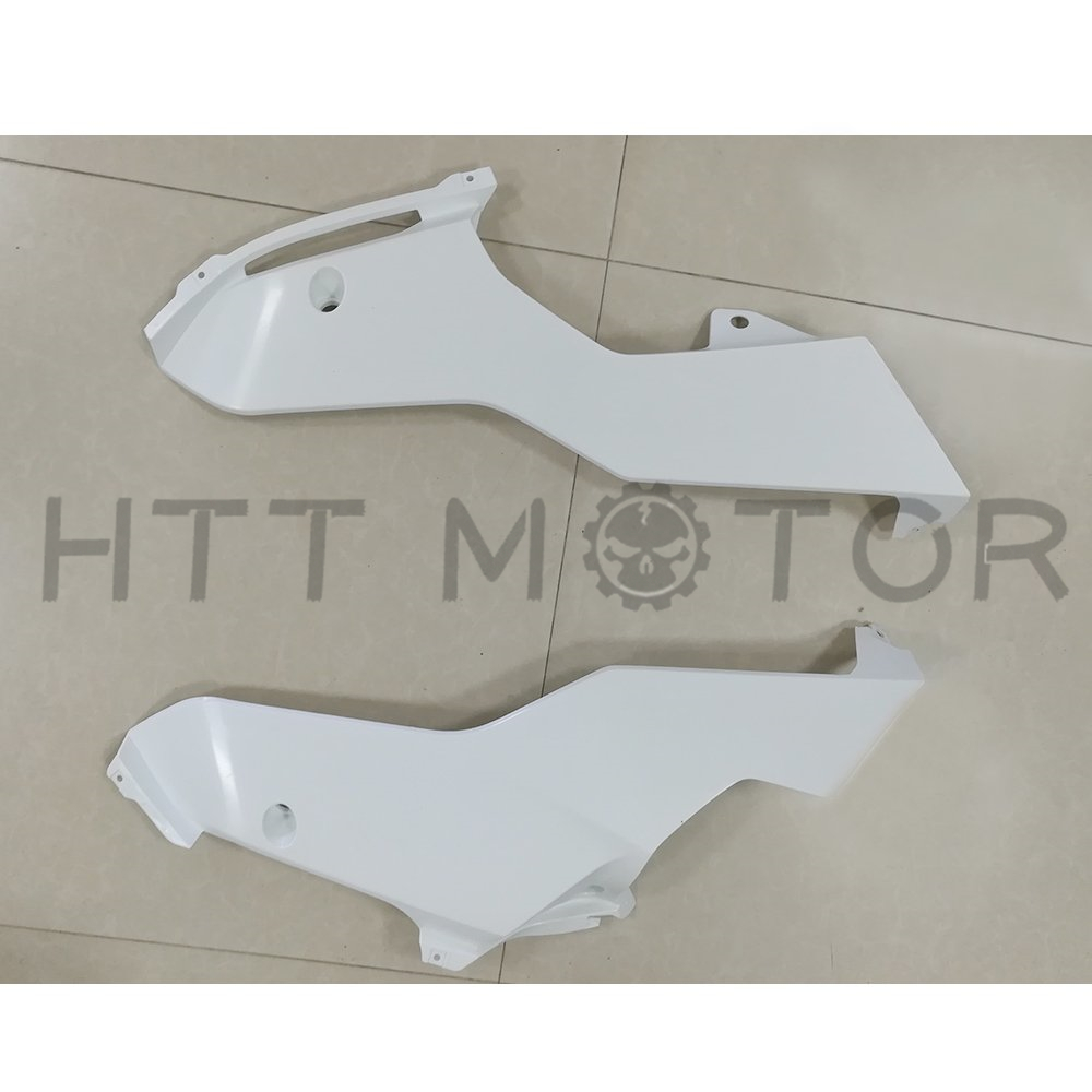 HTTMT Y0617 Unpainted Motorcycle Bodywork Fairings Kit Compatible with YAMAHA YZF R6 2017 2018