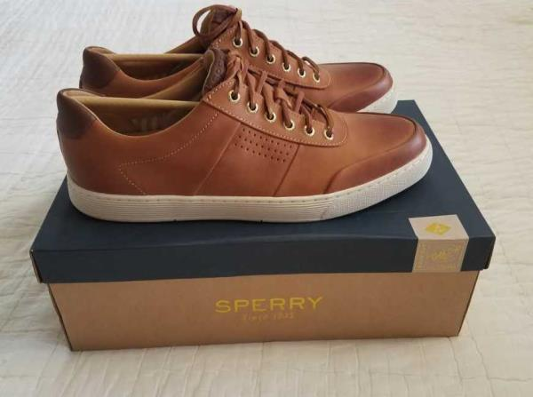 NEW MEN'S SPERRY GOLD CUP SPORT CASUSAL