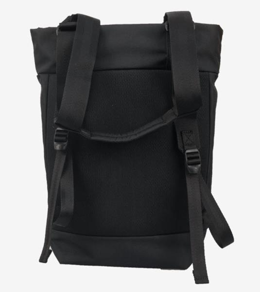 2f5babc689 Details about PUMA Relax Tote Backpack Bags Sports Black Unisex Casual  School GYM Bag 07583501