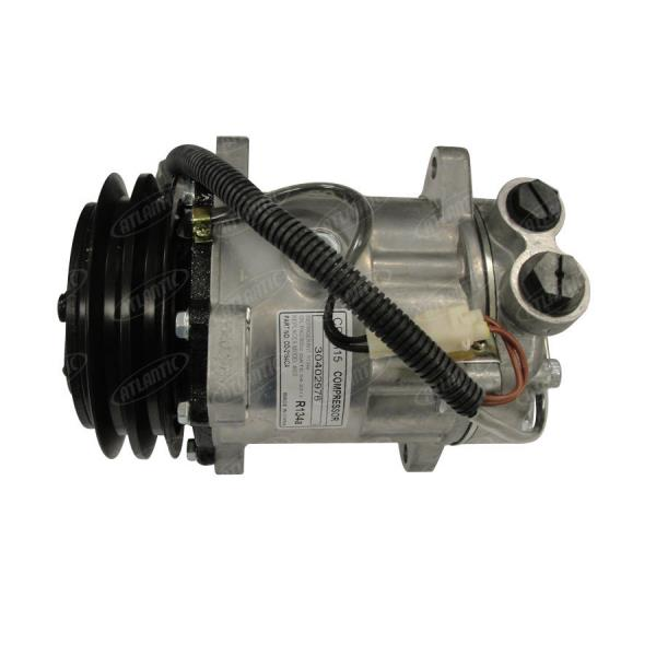 NEW AC COMPRESSOR SERVICE PACKAGE NEW HOLLAND BW28 BALE WAGON 87430122