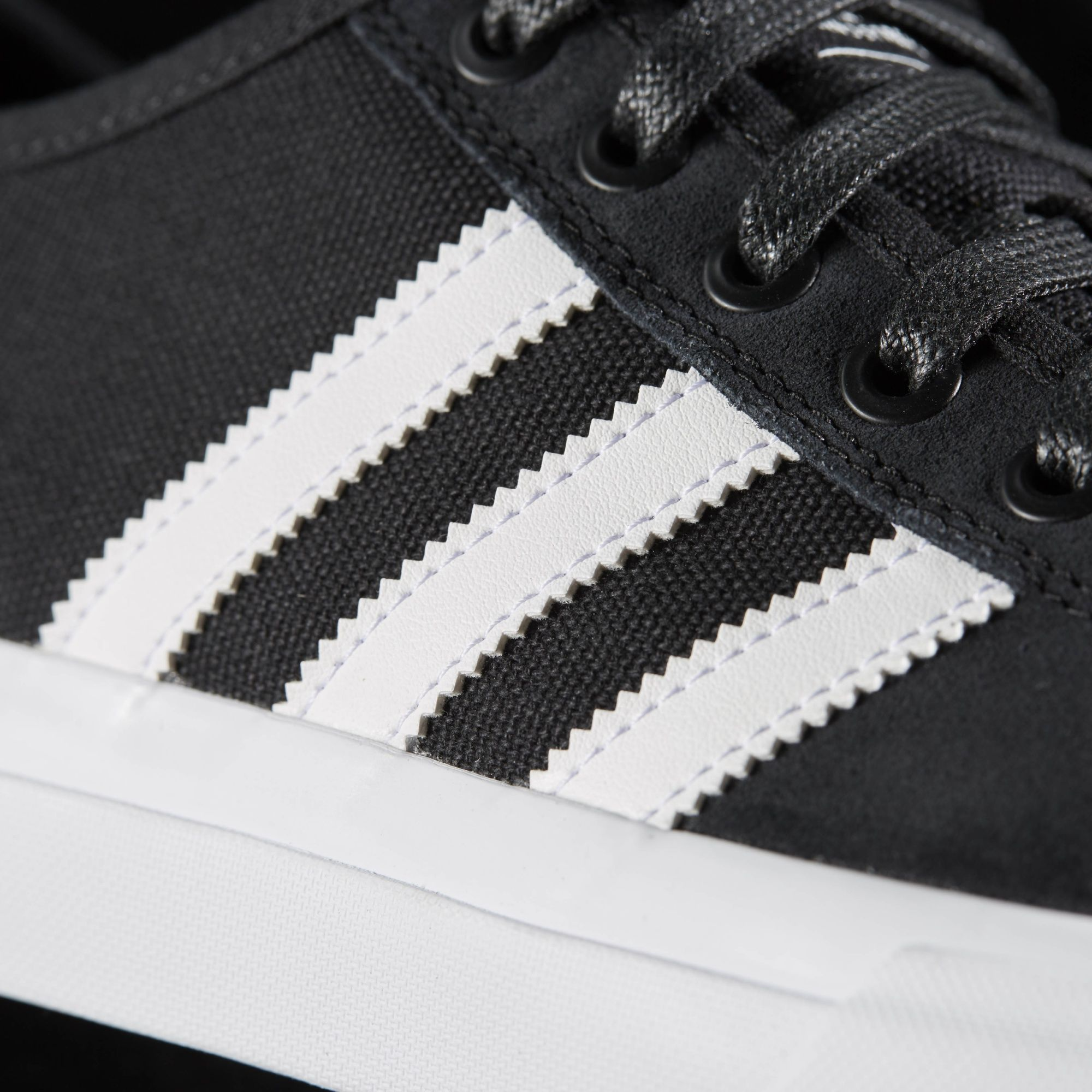 Adidas Originals Shoes Matchcourt RX Black White FTW Black Remix Skateboard Sneakers
