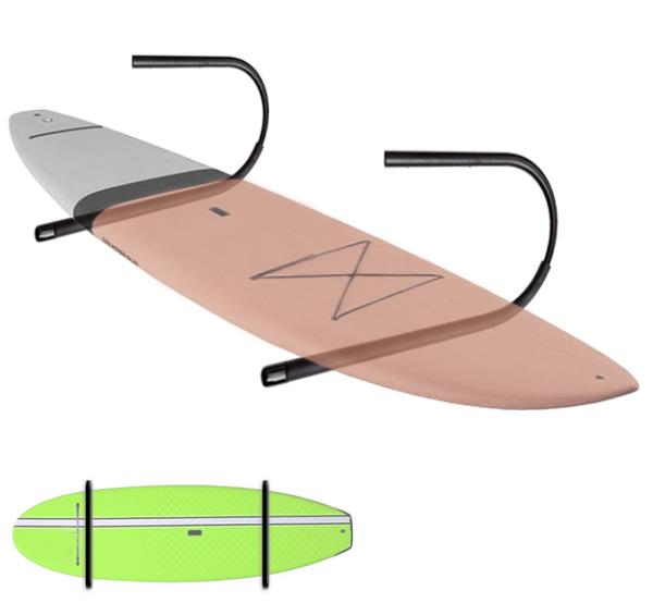Paddle Board Rack >> Geekegear Sup Paddleboard Board Rack Ceiling Mount Stand Up