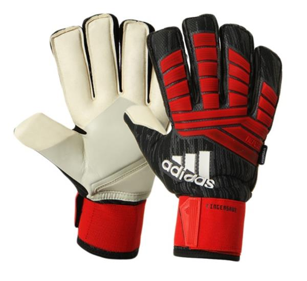 Adidas Goalkeeper Gloves feature an adjustable fit and premium padding to  absorb shot impact. Lightweight 831df277a10b
