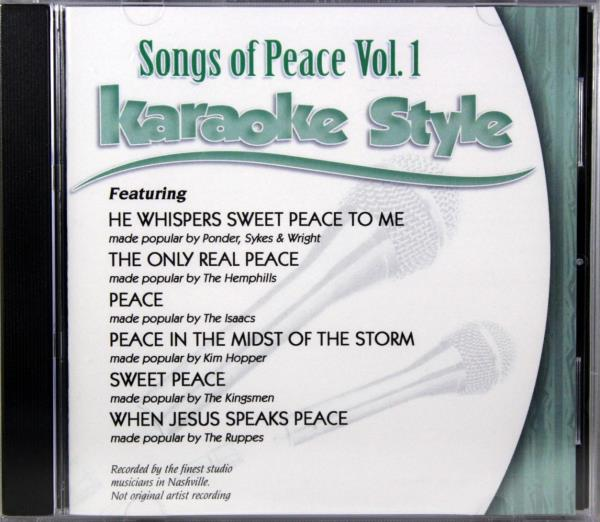 Songs of peace christian