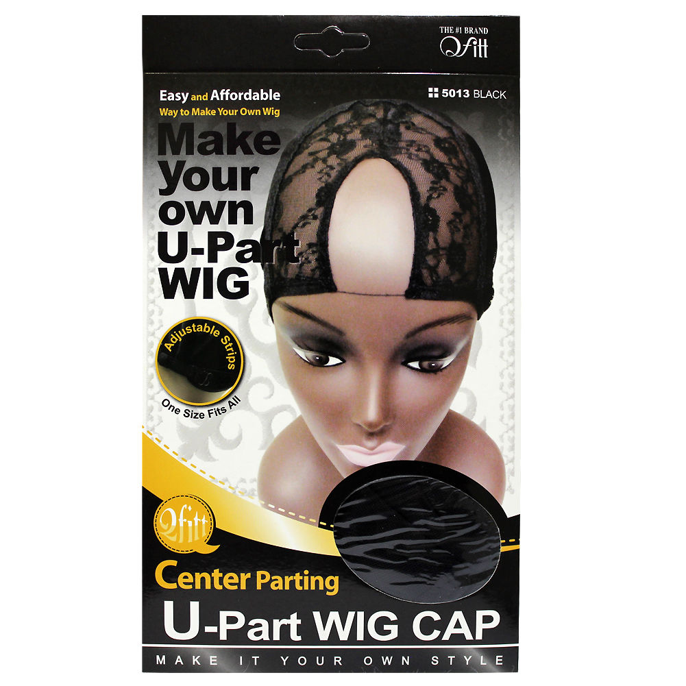 Qfitt Make Your Own Wig Cap U Part Wig Cap Weaving Cap Swiss Lace