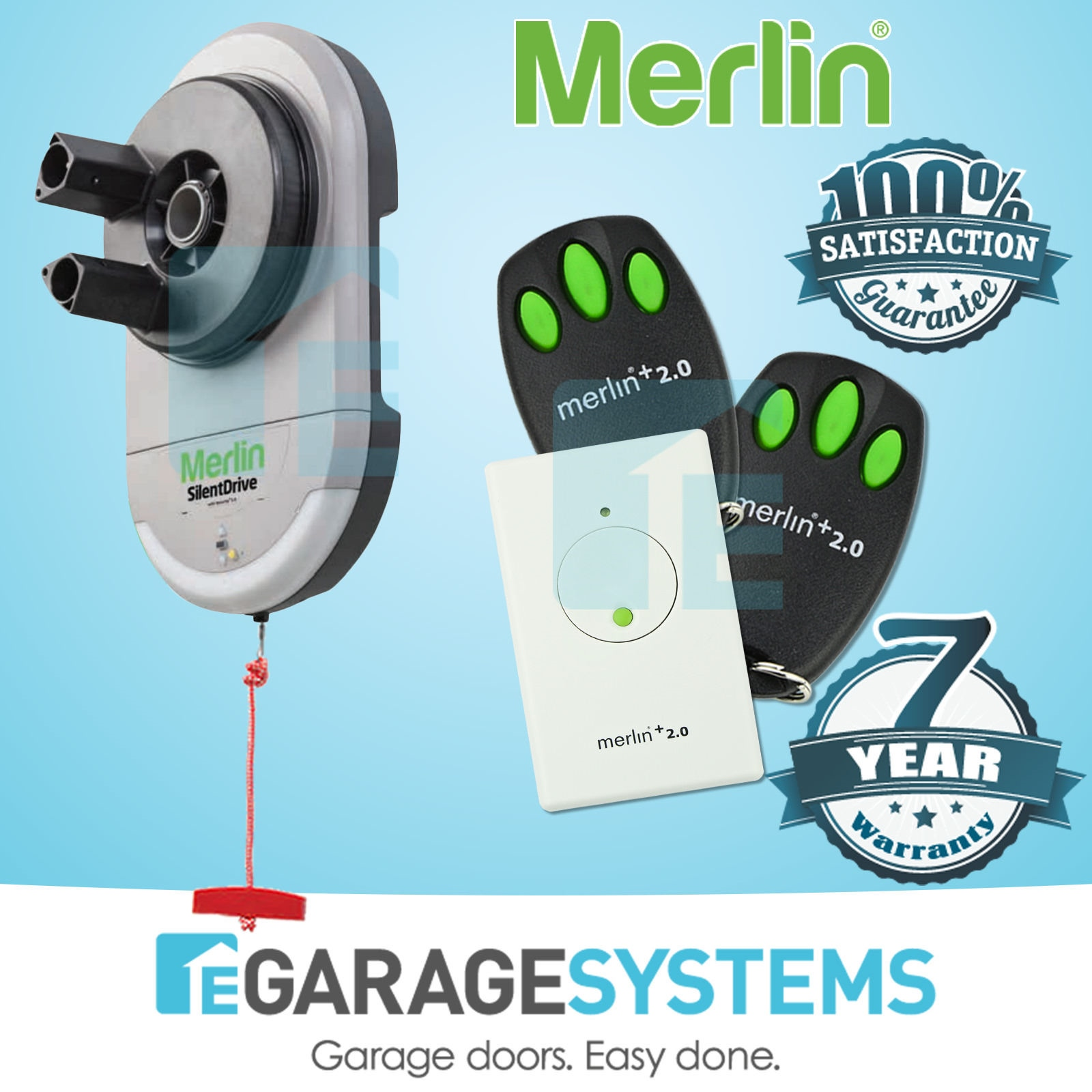 Door opener garage roller mr850evo merlin chamberlain motor mr850 the new silentdrive pro has brighter led lighting quieter operation and now includes 2 x premium handheld remotes the powerful and fast dc motor is quiet publicscrutiny Images