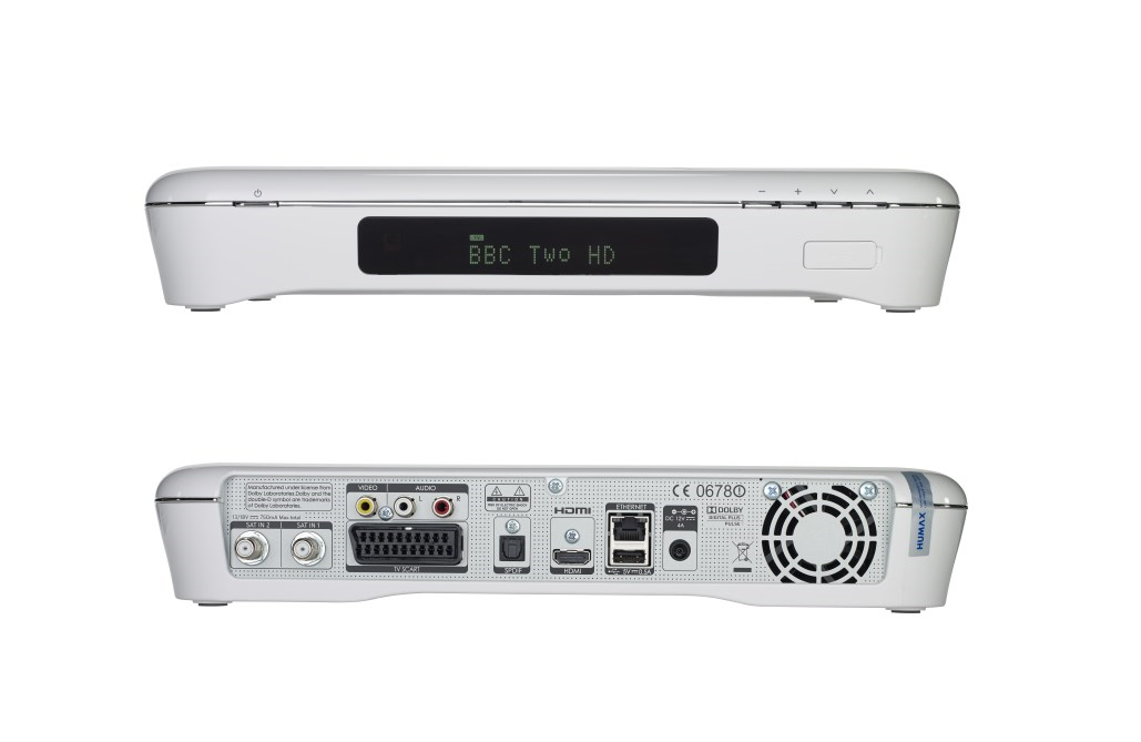 Details about HUMAX HDR-1010S FreeSat 1TB White Recorder WiFi HDMI USB Dual  Satellite Tuner HD