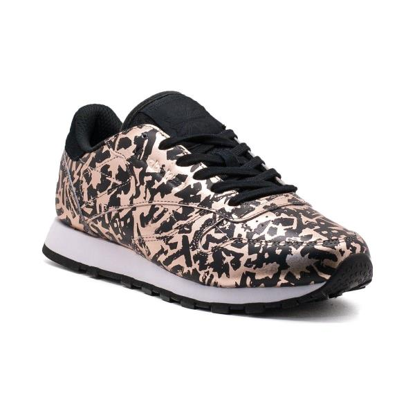 best sneakers eeb2a 10773 ... Reebok Classic Leather HIJACKED Heritage - Rose Gold Black. Style   BD4604 Color  Rose Gold Black Timeless Gender  Womens