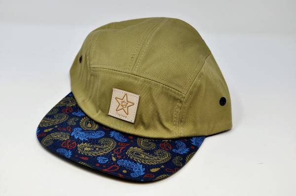 c278a2088a7 Details about PLAY CLOTHS Strapback Mango 5 Panel Cap Hat One Size (H19)  43