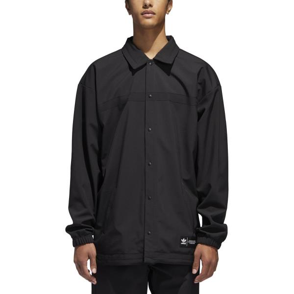 79412d6245 Details about  BS4578  Mens Adidas Originals CR8 Crazy 8 Coach Jacket -  Black