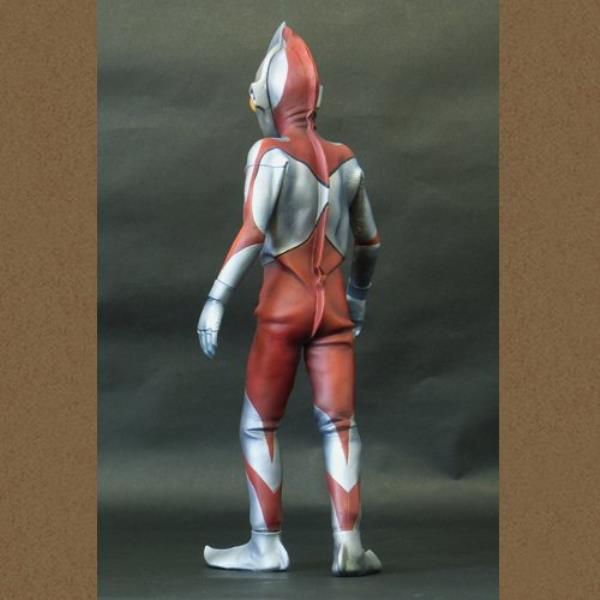 Details about X-PLUS Large Monsters Series Fake Ultraman Night Color Light  up version figure