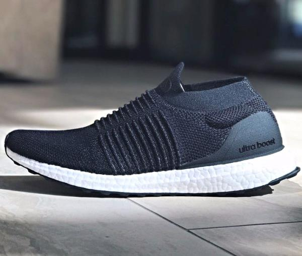 best cheap afe88 fc3f8 Adidas Running Ultra BOOST PK Primeknit Laceless Mid Core Black nmd ltd