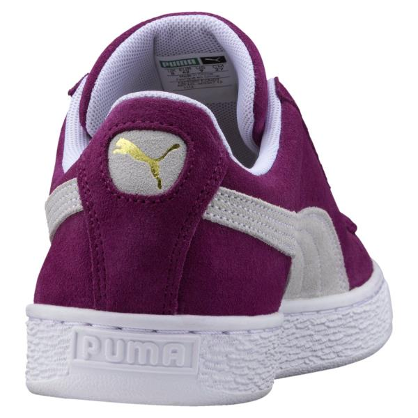 6748f006ad56a0 ... Suede Classic Sneaker - Purple White. Style  365347-12. Color  Grape  Kiss-Puma White Gender  Mens. Shipping Returns Authenticity