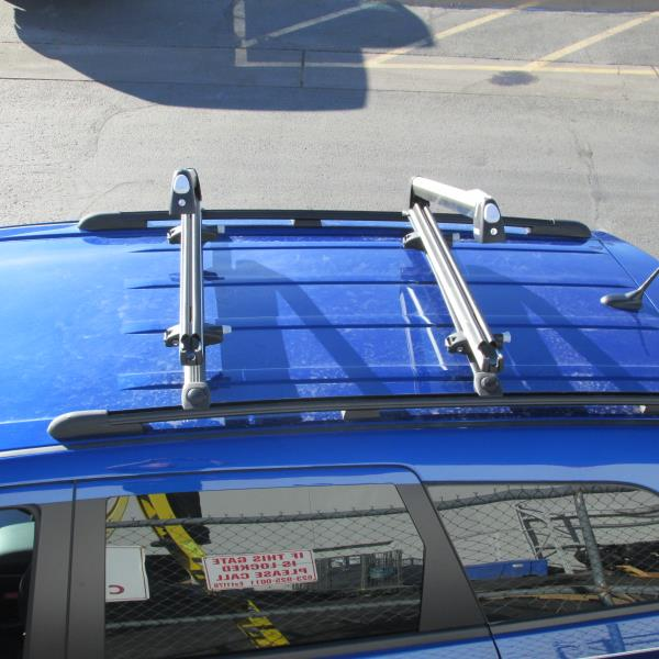 Dodge Chrysler Jeep Universal Roof Rack Mount Ski