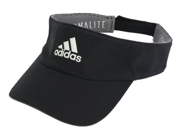 37acdcd962 Details about Adidas Climalite Visor Caps Running Hat Golf Black OSFW OSFM  Hats Cap DJ1005
