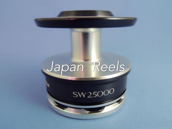 New SHIMANO 14 Saragosa SW 25000 Genuine Spool fits SRG 20000 SW *Fast Delivery*