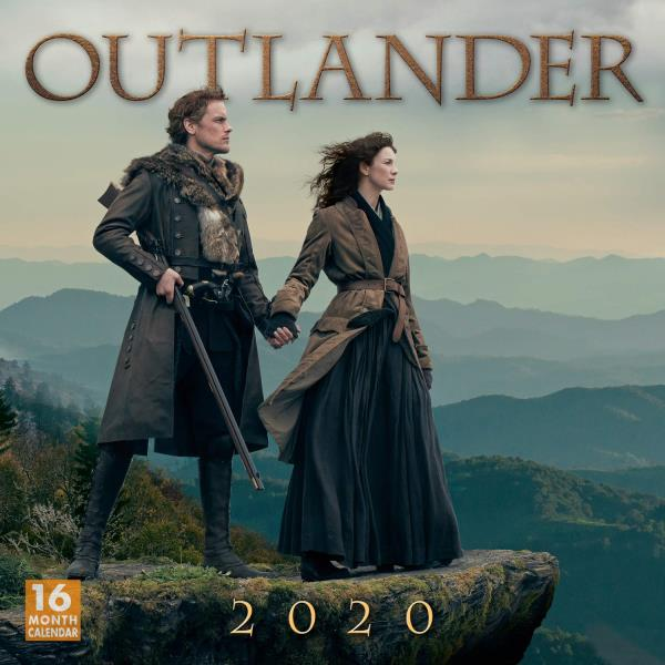 Best Sci Fi 2020.Details About Outlander Sci Fi Tv Series 16 Month 2020 Photo Wall Calendar New Sealed