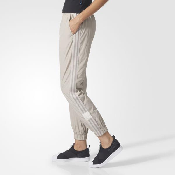 389092be66c3 CE4170  Womens Adidas Originals Adibreak TP Track Pants - Light ...
