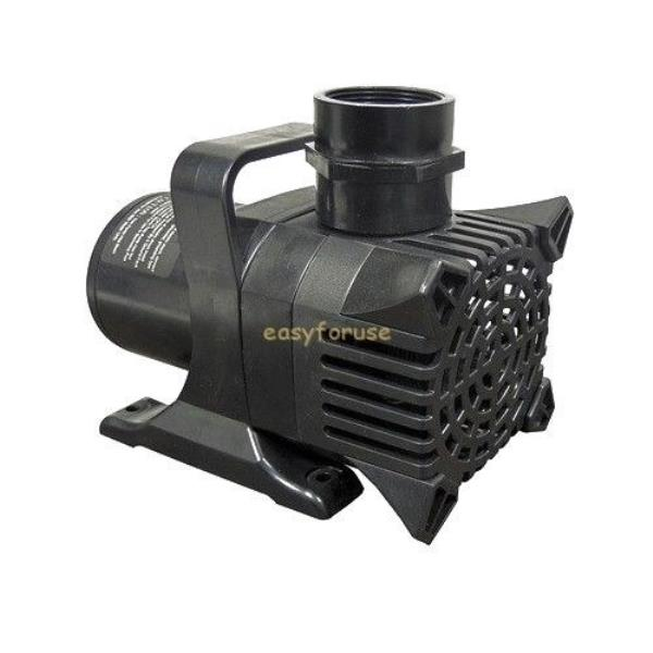 New 2000gph Submersible Koi Gold Fish Pond Pump 180w No Oil Extra