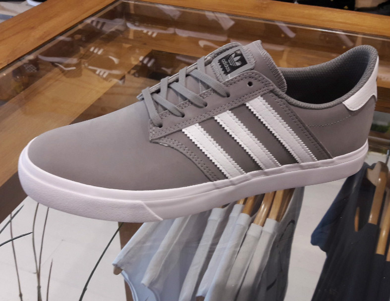 Adidas Shoes Seeley Premiere CH Solid Grey FTW White White USA Skateboard Sneakers Originals FREE POST