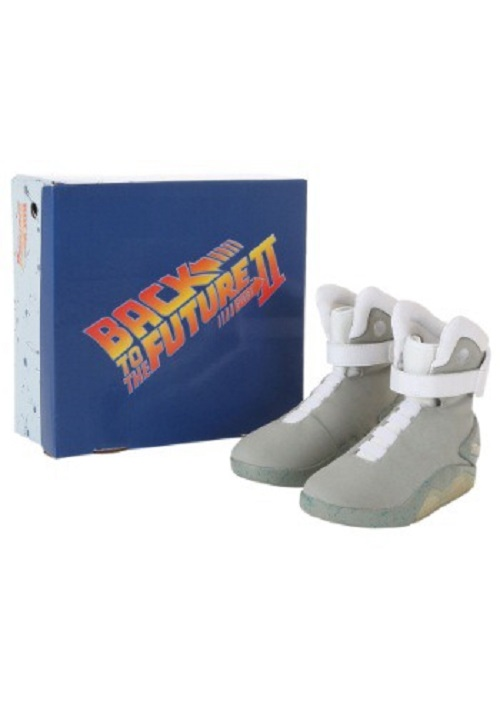 new style f0c11 df44b New Universal Studios Back To The Future 2 Shoes Officially Licensed Air  Mags