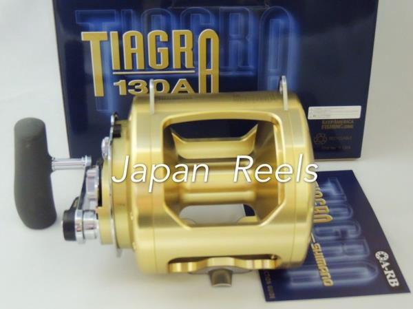 NEW SHIMANO TIAGRA 16 TI 16 TWO SPEED BIG GAME REEL U.S *1-3 DAYS FAST DELIVERY*