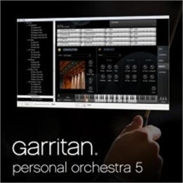 Details about New Garritan Personal Orchestra 5 Orchestral Sample Library  Mac PC RTAS AU VST